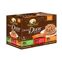 Wellness Divine Duos Poultry Pleasers Variety Pack Canned Cat Food