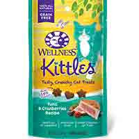 Wellness Kittles Crunchy Cat Treats - Tuna - 2 oz.