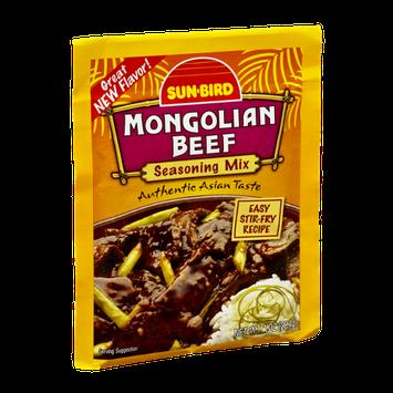 Sun-Bird Mongolian Beef Seasoning Mix