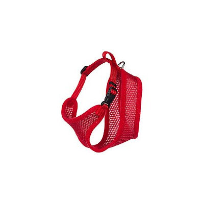 Coastal Pet Products Coastal Pet Red Mesh Cat Harness, For necks 8 -10