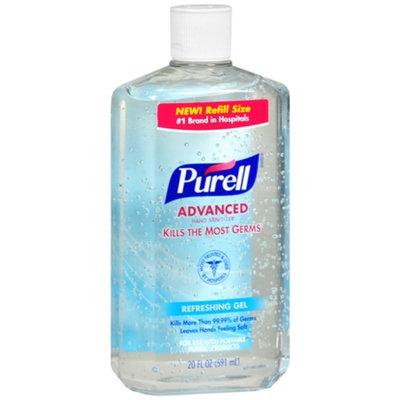 Purell Advanced Hand Sanitizer Refill, Original, 20 fl oz