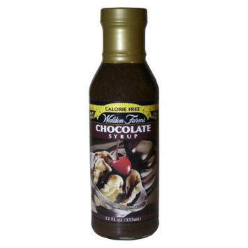 Entenmann's Walden Farms Calorie-Free Chocolate Syrup