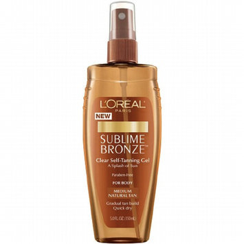 L'Oréal Paris Sublime Bronze™ Clear Self-Tanning Gel