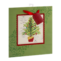Smart Living Holiday Traditional Gift Bag Large