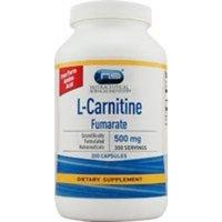 Vitacost Brand Vitacost L-Carnitine Fumarate -- 500 mg - 300 Capsules
