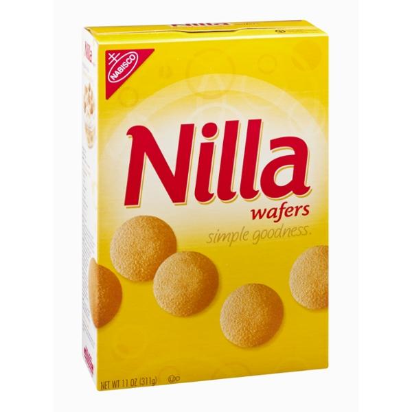 Nabisco Nilla Wafers