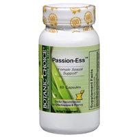 Botanic Choice Passion-Ess Herbal Supplement Capsules