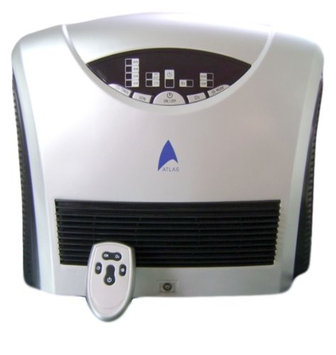 Atlas Ozonator HEPA Carbon Filter UVC Lamp Air Purifier Remote Control D And It Comes With 1 Yr Warranty HHK0K8WRO-1615