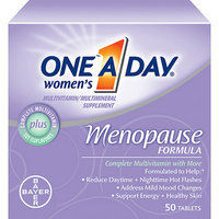 One A Day Menopause Formula Multivitamin/Multimineral Supplement