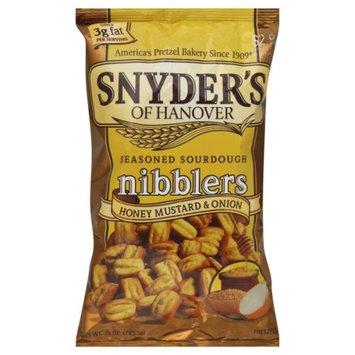 Snyder's Of Hanover Nibblers Honey Mustard & Onion