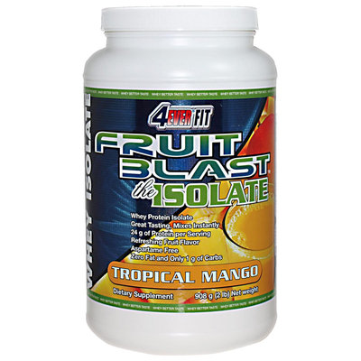 4Ever Fit Fruit Blast The Isolate, 2 lb