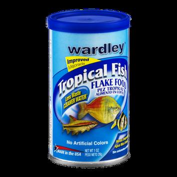 Wardley Tropical Fish Flake Food