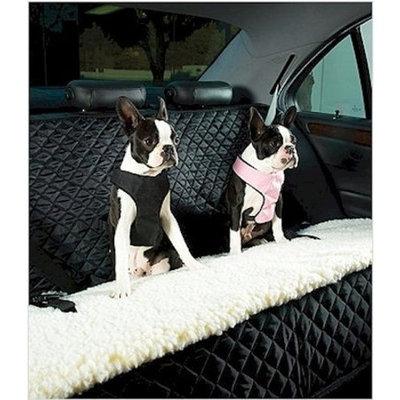 Snoozer Full Bench Lookout Perch Pet Car Seat, Khaki