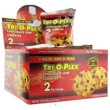 Carbessentials Tri-O-Plex Cookies - Chocolate Chip