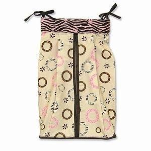Trend Lab Sweet Safari Diaper Stacker
