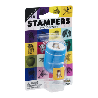 Stampers Photo Stamps