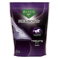 Buckeye Nutrition 4 Pound Reasons Biotin Treat - Part #: