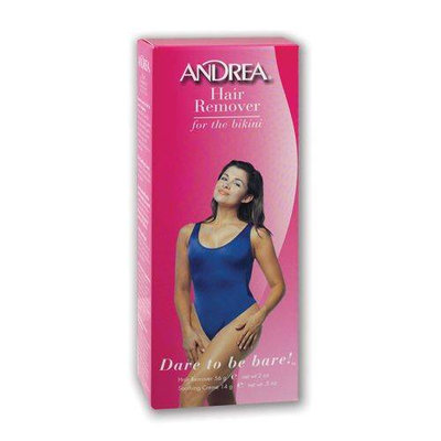 Andrea Creme Hair Remover for The Bikini Kit