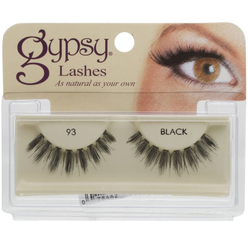 Gypsy Lashes 93 Black