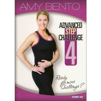 Amy Bento: Advanced Step Challenge, Vol. 4