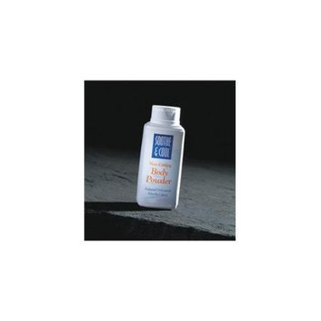 Medline MSC095392 Soothe And Cool Cornstarch Body Powder - 14 Oz Container - Case Of 12