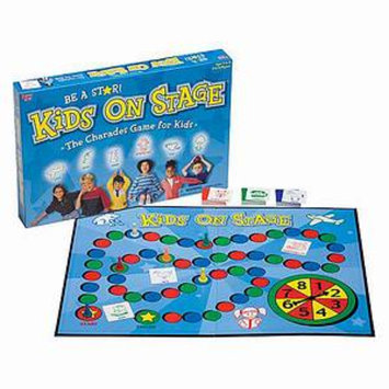 Kids on Stage Board Game Ages 3-8, 1 ea