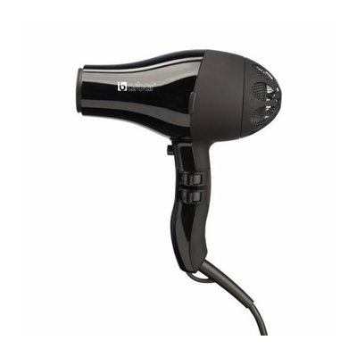 BARBAR Italy 4800 Ionic Blow Dryer - Black