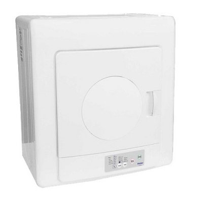 Haier 2.6 cu. ft. Portable Electric Dryer - White
