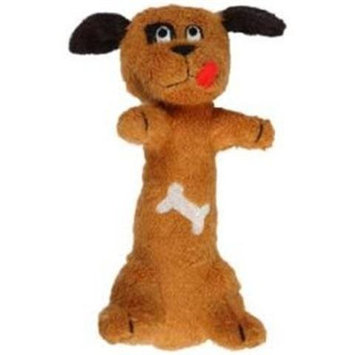 Votoy 812-68871 Vo-Toys Hot Dog Smooching Pooch 11in Dog Toy