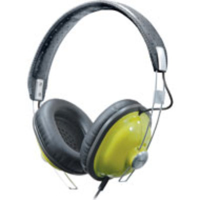 Panasonic Retro Style Headphones Green DSV