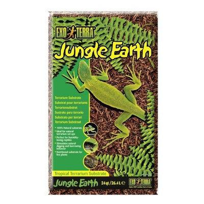 Exo-terra Exo Terra Jungle Earth, 24-Quart