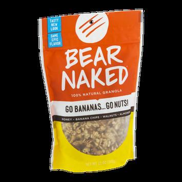 Bear Naked Go Banana...Go Nuts! Granola