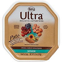 Nutro Products Inc Nutro Ultra Chicken, Lamb and Salmon Senior Canned Dog Food