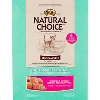 Nutro Natural Choice Wholesome Essentials Adult Turkey & Whole Brown Rice Formula