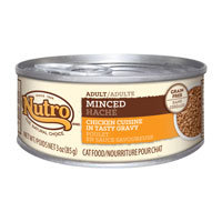 Nutro Natural Choice Adult Minced Chicken Formula Canned Cat Food