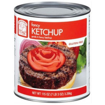 BAKERS & CHEFS Bakers and Chefs Ketchup, Fancy, 114 Ounce
