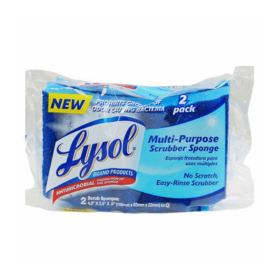 Lysol Multi-Purpose Scrubber Sponge