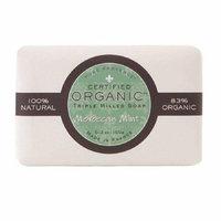 Pure Provence Bar Soap Organic Morocan Mint 5.3 oz