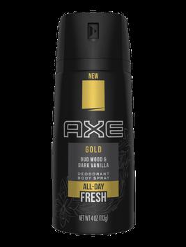 AXE Gold Oud Wood & Dark Vanilla Deodorant Body Spray