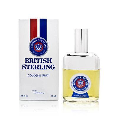 British Sterling by Dana for Men 2.5 oz Cologne Spray