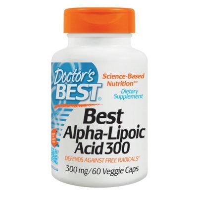 Doctor's Best Alpha-Lipoic Acid 300 mg