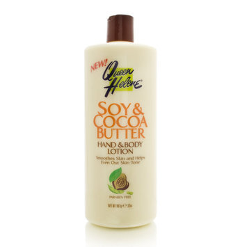 Queen Helene Soy Cocoa Butter Hand Body Lotion