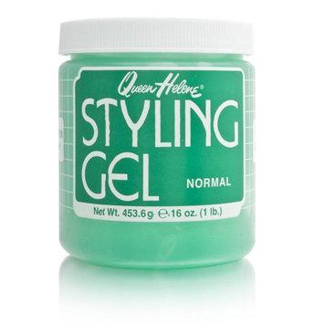 Queen Helene Soft Styling Gel Normal 453.6g/16oz