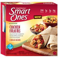 Weight Watchers Smart Ones Smart Creations Chicken Fajitas
