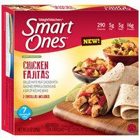 Weight Watchers Smart Ones Smart Creations Chicken Fajitas