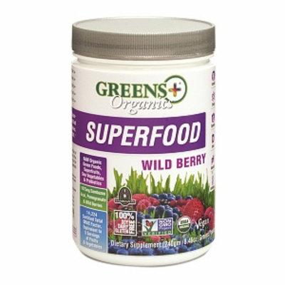 Greens Plus Organic
