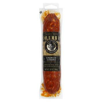 Columbus Salame Company Columbus Salame Chorizo Casero Stick 10 oz