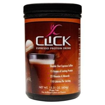 Click Espresso Protein Drink Caramel