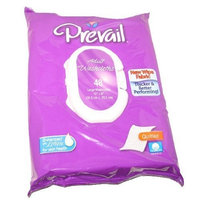 Prevail Quilted Cleansing Wipes, 8 x 12 in., 576 ct (12 packs of 48)
