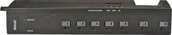 Coleman Cable 04664-89-06 Surge Protector # 041602/Home Office ~ 7 outlet